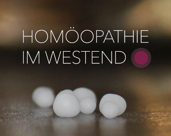 Homöopathie im Westend