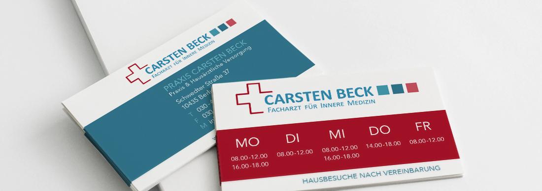 Hausarzt Carsten Beck
