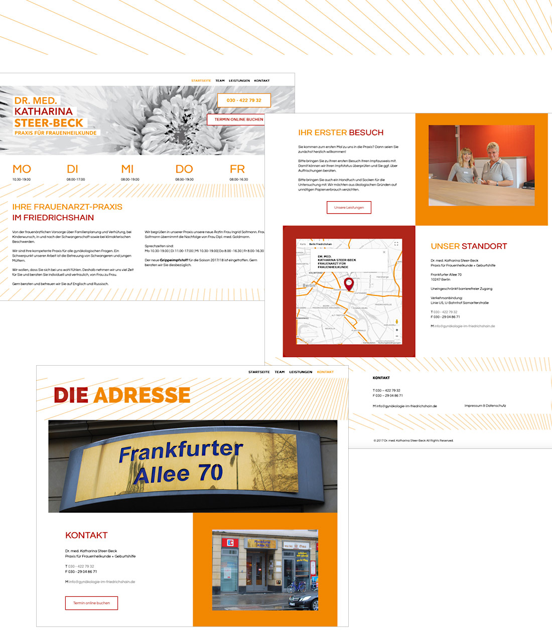Projekt Gynäkologie im Friedrichshain